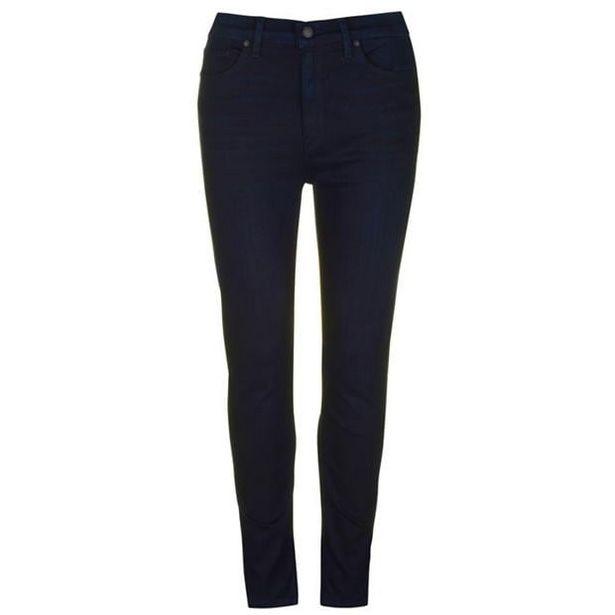 Hudson Barbara High Rise Super Skinny Jeans akce v 3195Kč
