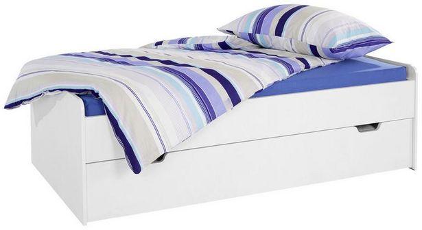 Postel Maxi 2 90/200 Alpská Bílá akce v 2699Kč