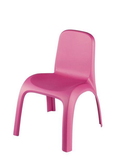 Dětská Plastová Židle Růžová akce v 149Kč