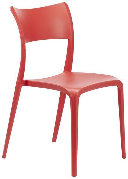 Stohovatelná Židle Timon, 44/87/54cm akce v 649Kč