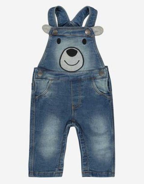 Novorozený kalhoty s laclem - výšivky akce v 449Kč