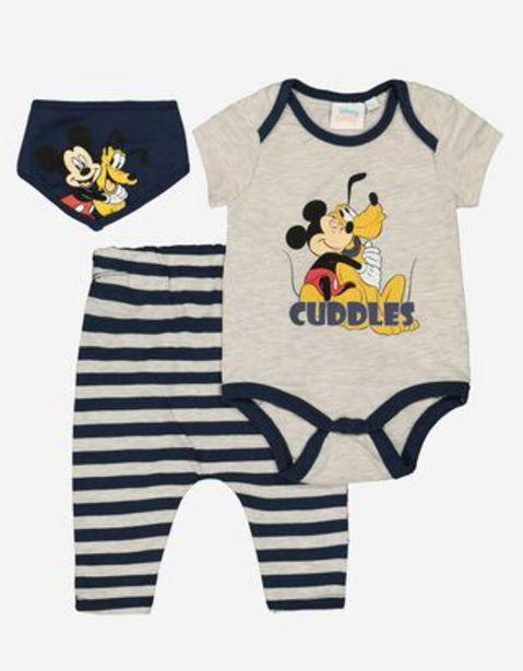 Novorozený Set: Body + kalhoty akce v 219Kč