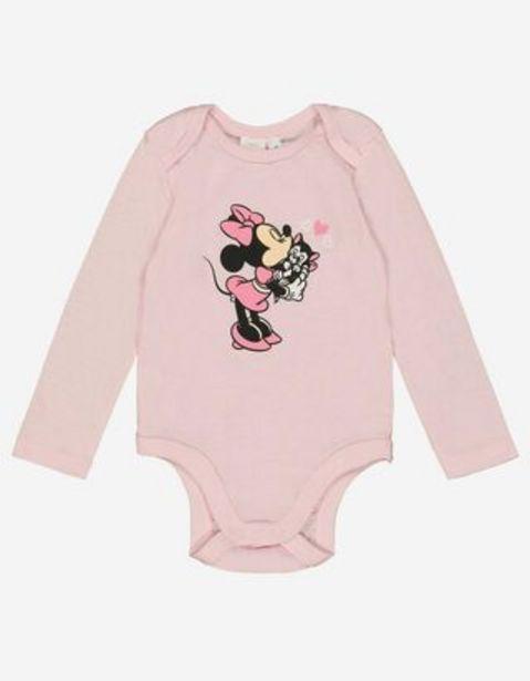 Novorozený Body s dlouhým rukávem - Minnie Mouse akce v 149Kč