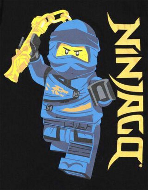 Chlapci dlouhý rukáv - Lego Ninjago akce v 199Kč