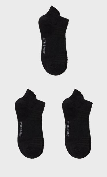 Balení 3 párů kotníkových ponožek akce v 249Kč