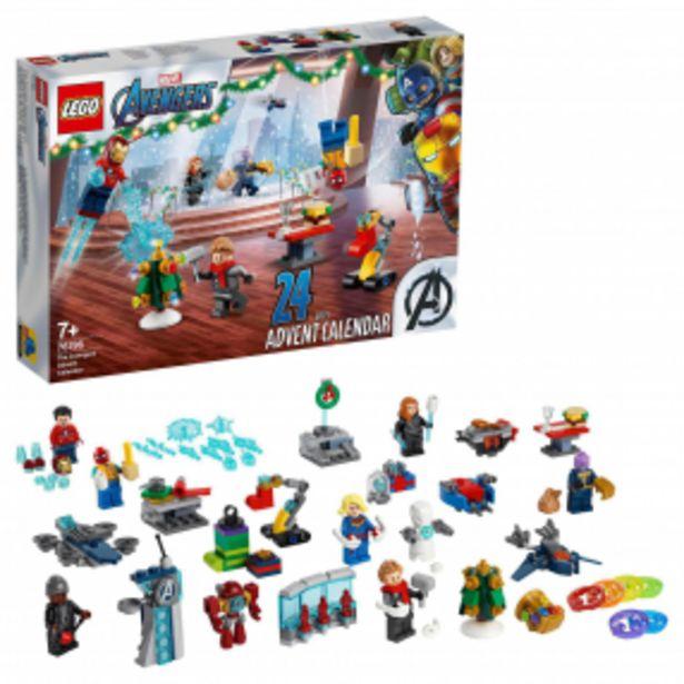 LEGO® Marvel Avengers 76196 Adventní kalendář Avengers akce v 799Kč