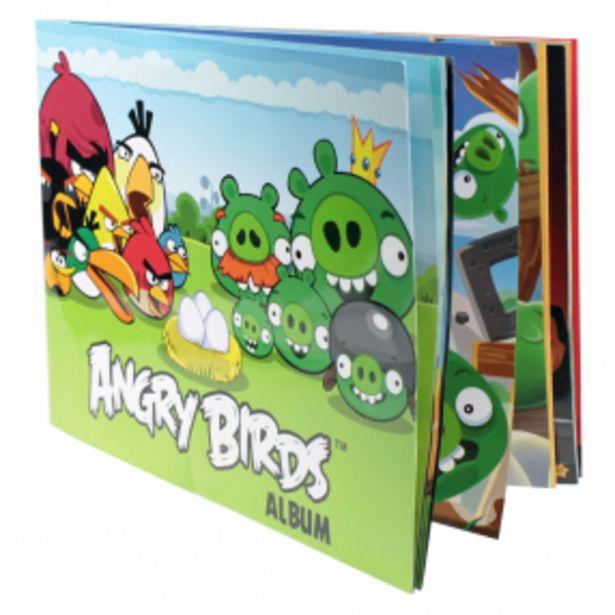 Album Angry Birds akce v 49Kč