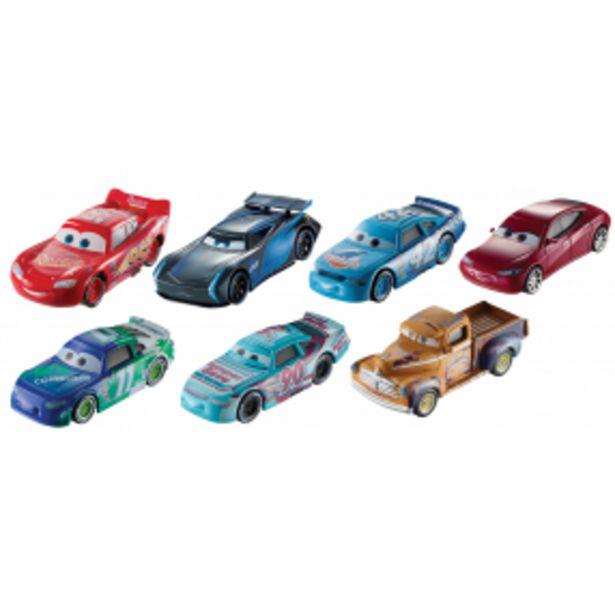 Cars 3 auta akce v 299Kč
