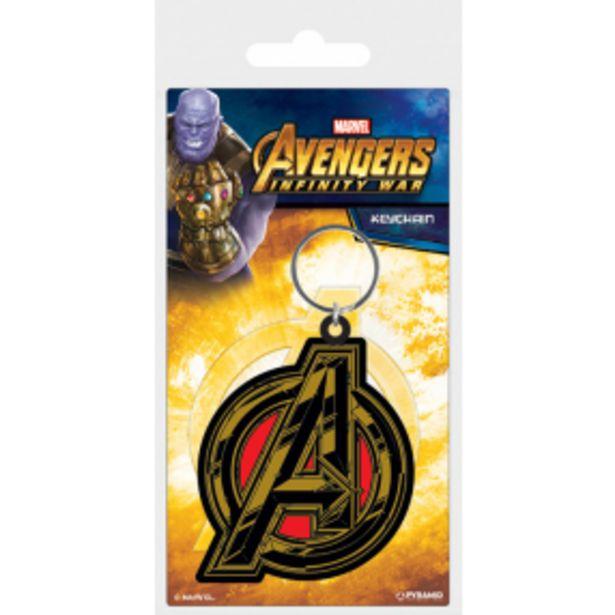 Klíčenka gumová Avengers akce v 79Kč