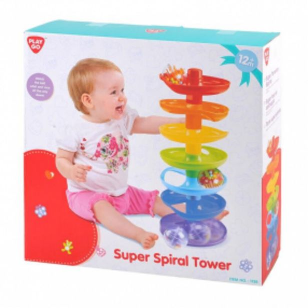 Super spirálová věž akce v 399Kč