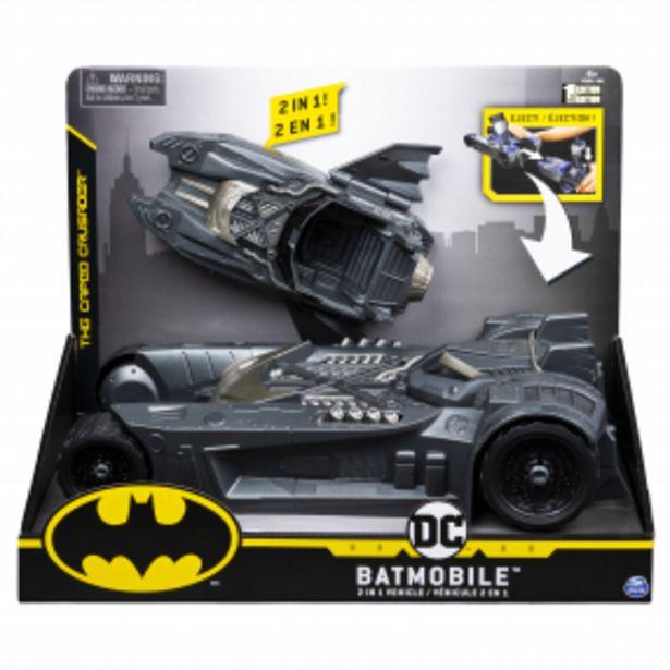 Batman batmobil abatloď pro fig 10 cm akce v 1129Kč