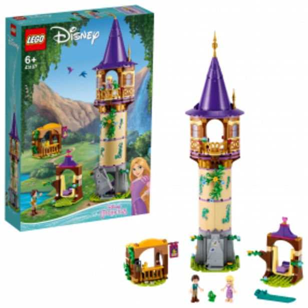 Lego Disney Princess Lociky věž akce v 1299Kč