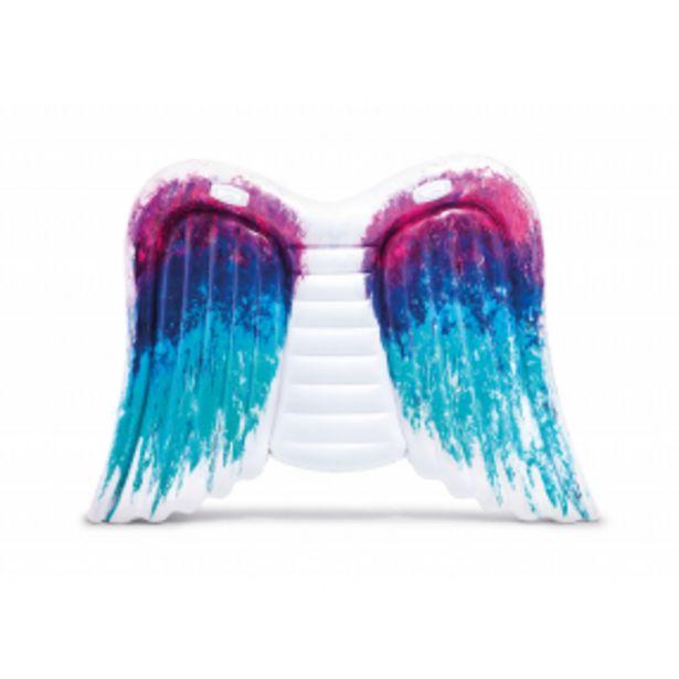 INTEX 58786EU Matrace nafukovací Andělská křídla akce v 577Kč
