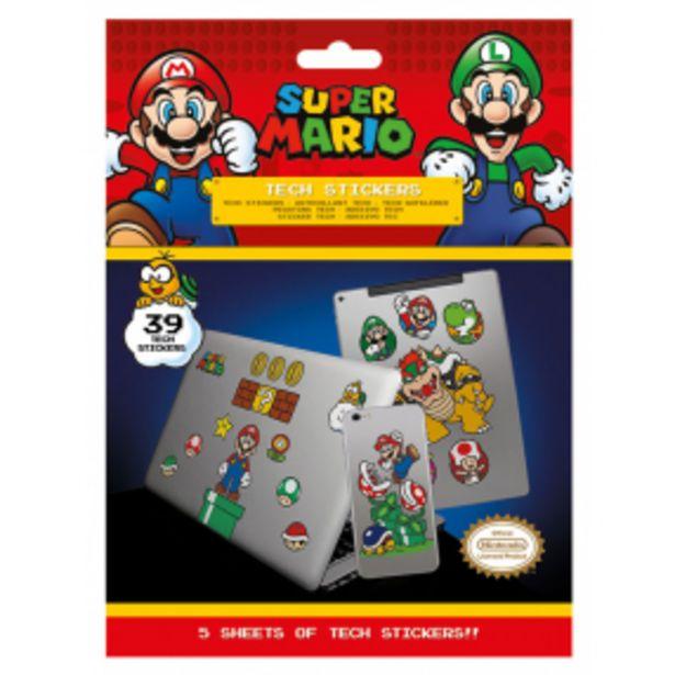 Sada Samolepek, Super Mario akce v 129Kč
