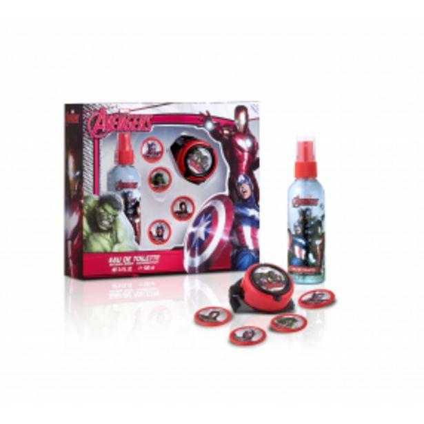 Body spray Avengers 100ml raketomet + disky akce v 299Kč