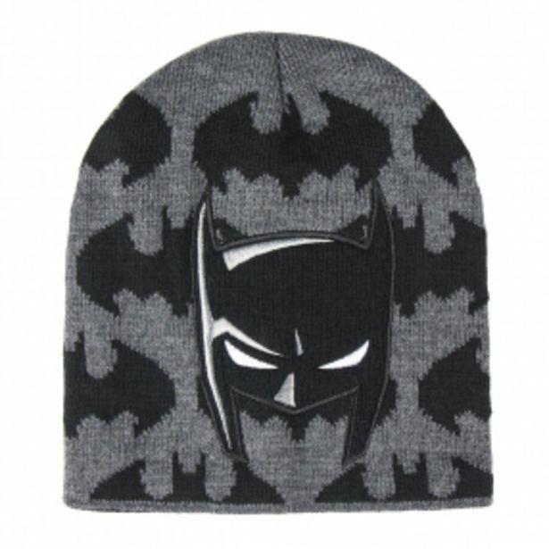 Čepice saplikací Batman akce v 299Kč