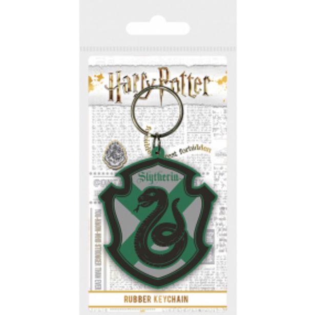 Klíčenka gumová, Harry Potter - Zmijozel akce v 79Kč
