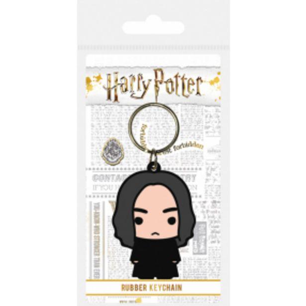 Klíčenka gumová, Harry Potter - Snape akce v 69Kč